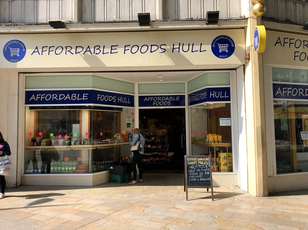 Affordable Foods Hull